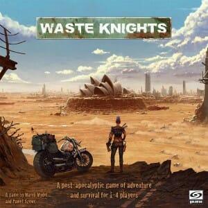 Waste Knights Second Edition jeu de societe ludovox