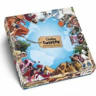 Globe Twister – un jeu taquin
