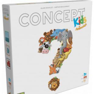 Concept revient : Concept Kids Animaux