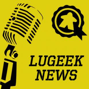[LUGEEK NEWS #83] CETTE SEMAINE EN 5 MINUTES (30/10/2018)