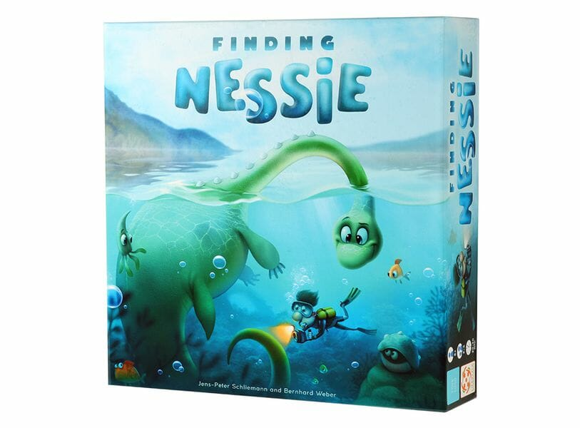 Finding Nessie jeu