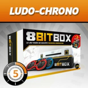 LUDOCHRONO – 8 Bit Box