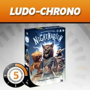 LUDOCHRONO – Nightmarium