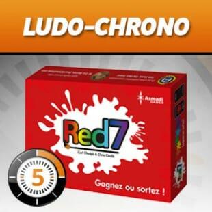 LUDOCHRONO – Red 7