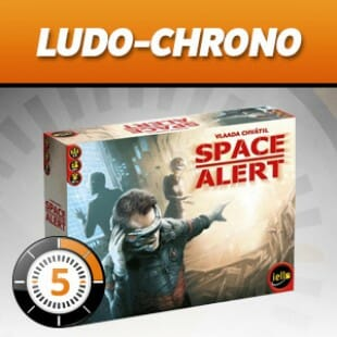 LUDOCHRONO – Space Alert