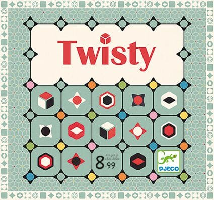 Twisty jeu