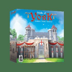 Walls of York jeu