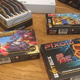 8Bit Box : rétro-gaming artisanal
