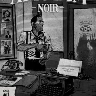 Arkham Noir: Case 1 – The Witch Cult Murders