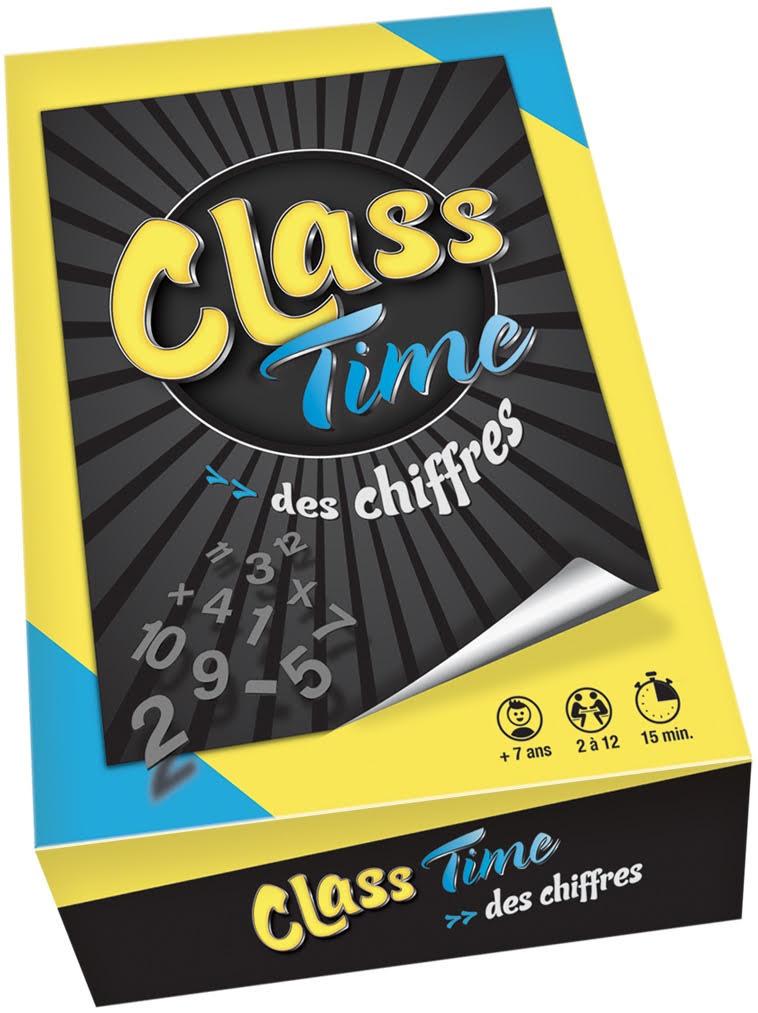 Class time des Chiffres-Couv-Jeu de societe-ludovox