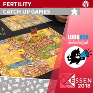 Essen 2018 – Fertility – Catch Up Games