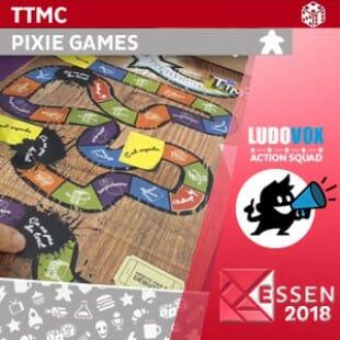 Essen 2018 – TTMC – Tu te mets combien ? – Pixie Games