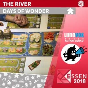 Essen 2018 – The River – Days of wonder