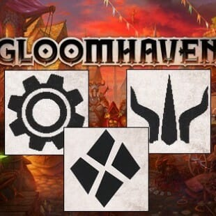 Introduction aux classes de départ de Gloomhaven, 1ère partie