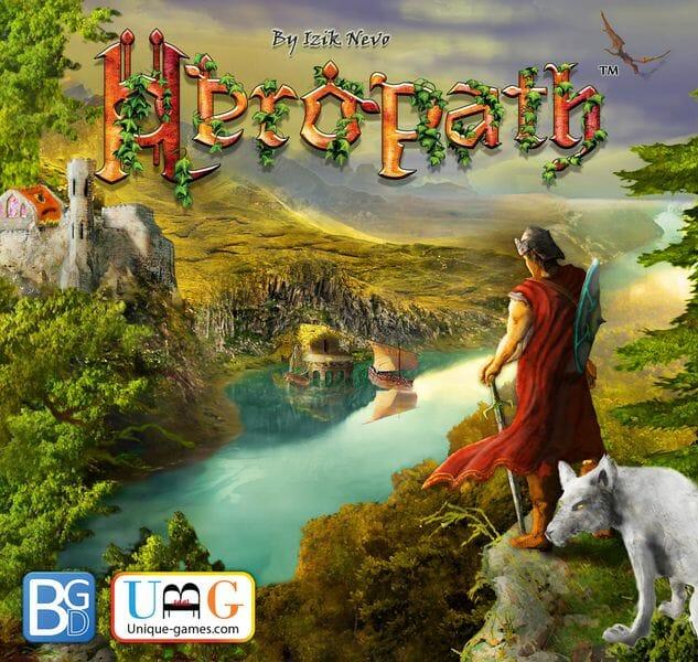 Heropath Dragon Roar cover