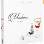 T.I.M.E Stories Madame-Couv-Jeu-de-societe-ludovox