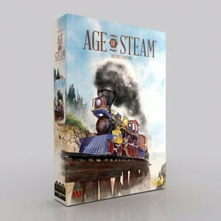 Age of steam Deluxe (2019)