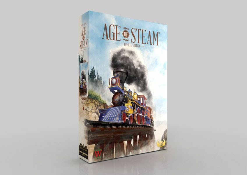 age of steam martin wallace 2019