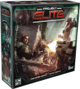 project elite jeu de societe CMON boite