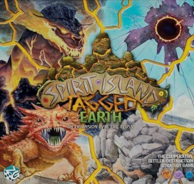 spirit island jagged earth jeu