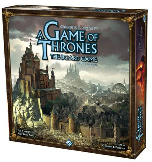 A Game of Thrones - The Boardgame - 2nd Edition-Couv-Jeu-de-societe-ludovox