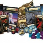 A Game of Thrones - The Boardgame - Mother of Dragons Expansion-materiel-Jeu-de-societe-ludovox
