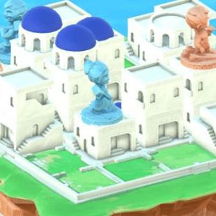 Santorini sur mobile en 2019