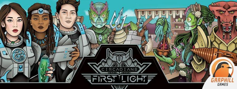 Circadians First Light 2
