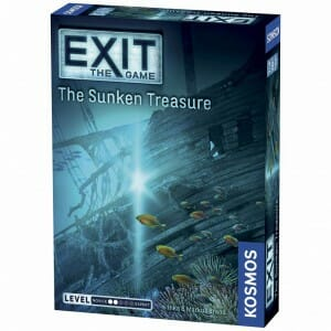 Exit - The Sunken Treasure-Couv-Jeu-de-societe-ludovox