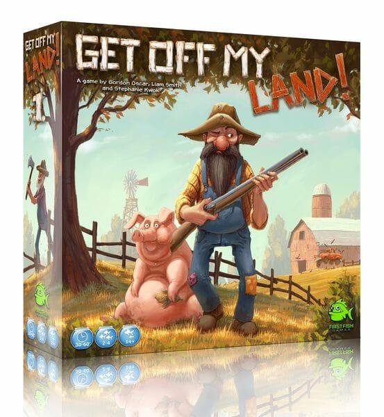 Get off my land box
