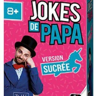 Jokes de Papa – Version Sucrée