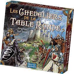Les chevaliers de la table ronde -Couv-Jeu-de-societe-ludovox