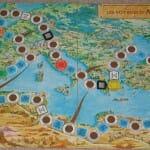 Les voyages d'Astérix-materiel-Jeu-de-societe-ludovox