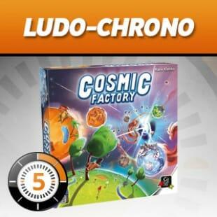 LUDOCHRONO – Cosmic Factory