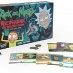 Rick and Morty - The Rickshank Rickdemption Deck Building Game-materiel-Jeu-de-societe-ludovox
