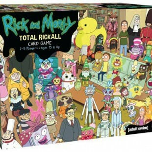 Rick and Morty – Total Rickall