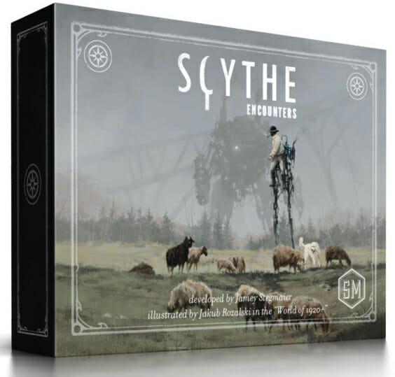 Scythe Encounters-Couv-Jeu-de-societe-ludovox