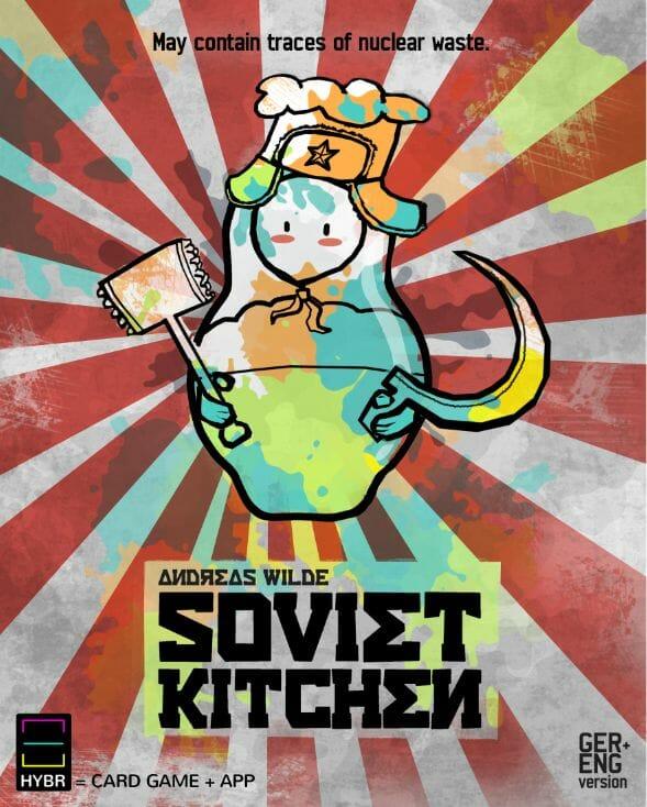 Soviet Kitchen -Couv-Jeu de societe-ludovox