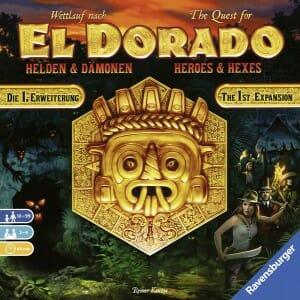 The Quest for El Dorado Heroes & Hexes