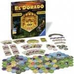 The Quest for El Dorado Heroes & Hexes jeu de societe ludovox