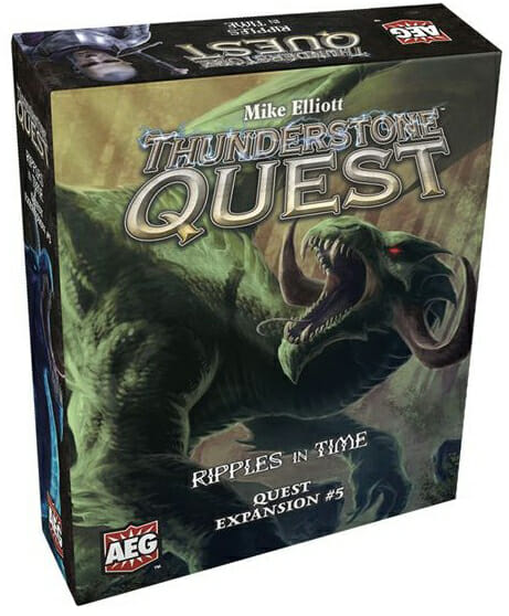 Thunderstone Quest Ripples in Time Expansion-Couv-Jeu-de-societe-ludovox