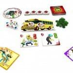 Zombie Bus-materiel-Jeu-de-societe-ludovox