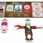 Bears vs Babies-Materiel-Jeu-de-societe-ludovox