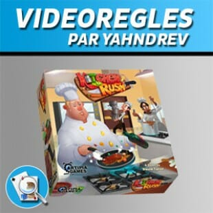 Vidéorègles – KITCHEN RUSH