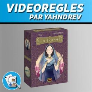 Vidéorègles – SHAHRAZAD