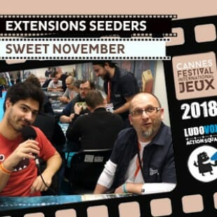 FIJ 2018 – Extensions Seeders Exodus – Sweet November