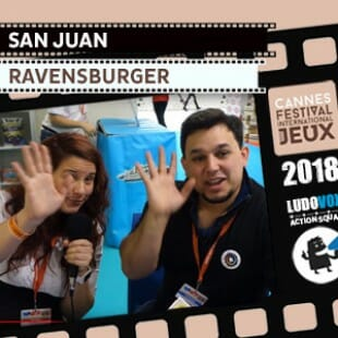 FIJ 2018 – San Juan – Ravensburger