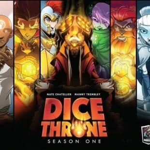 Dice Throne : Season One