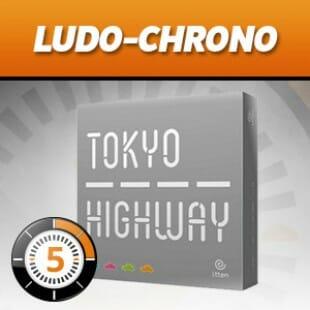 LUDOCHRONO – Tokyo Highway