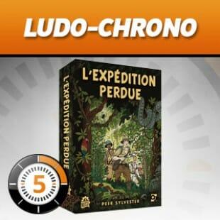 LUDOCHRONO – L'expédition perdue